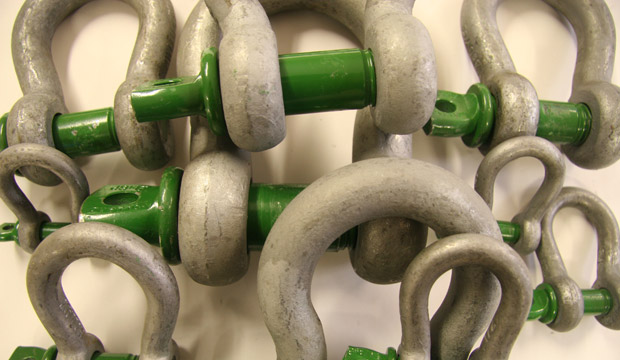 Modulift Green Pin Shackles
