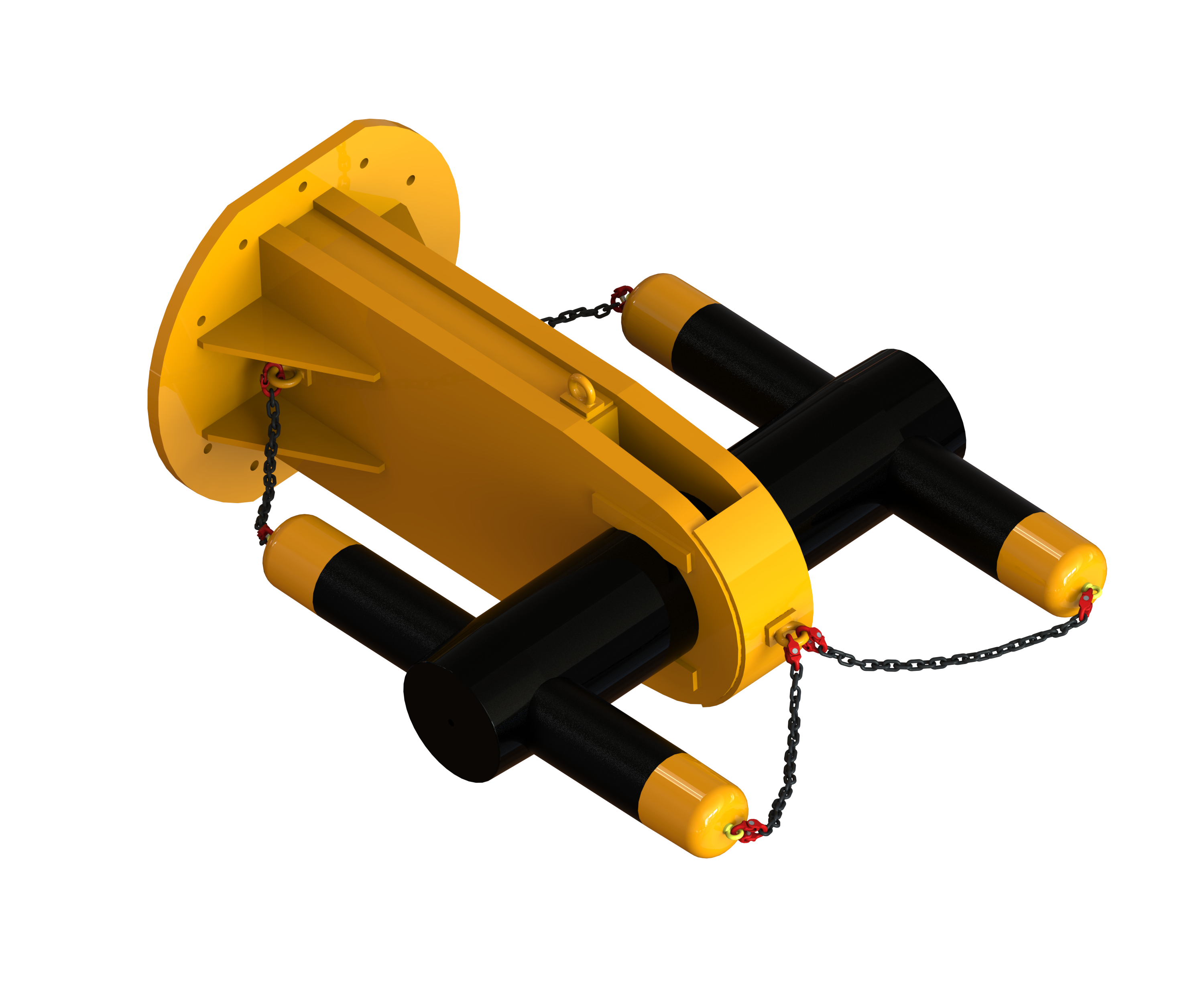 Modulift Launches Trunnion Modular Spreader Beam for Heavy Lift Applications