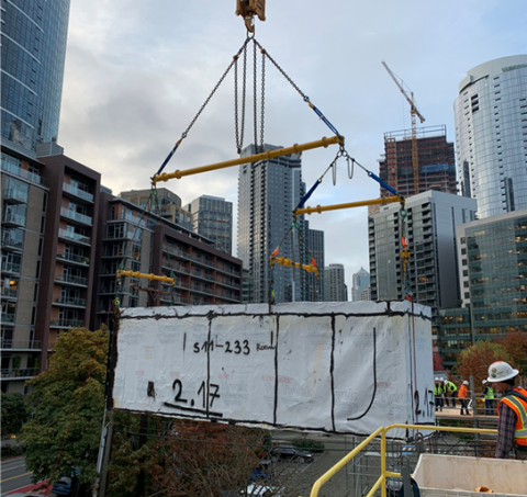 ​U.S. Construction Firm Lauds Versatility of Modulift Beams