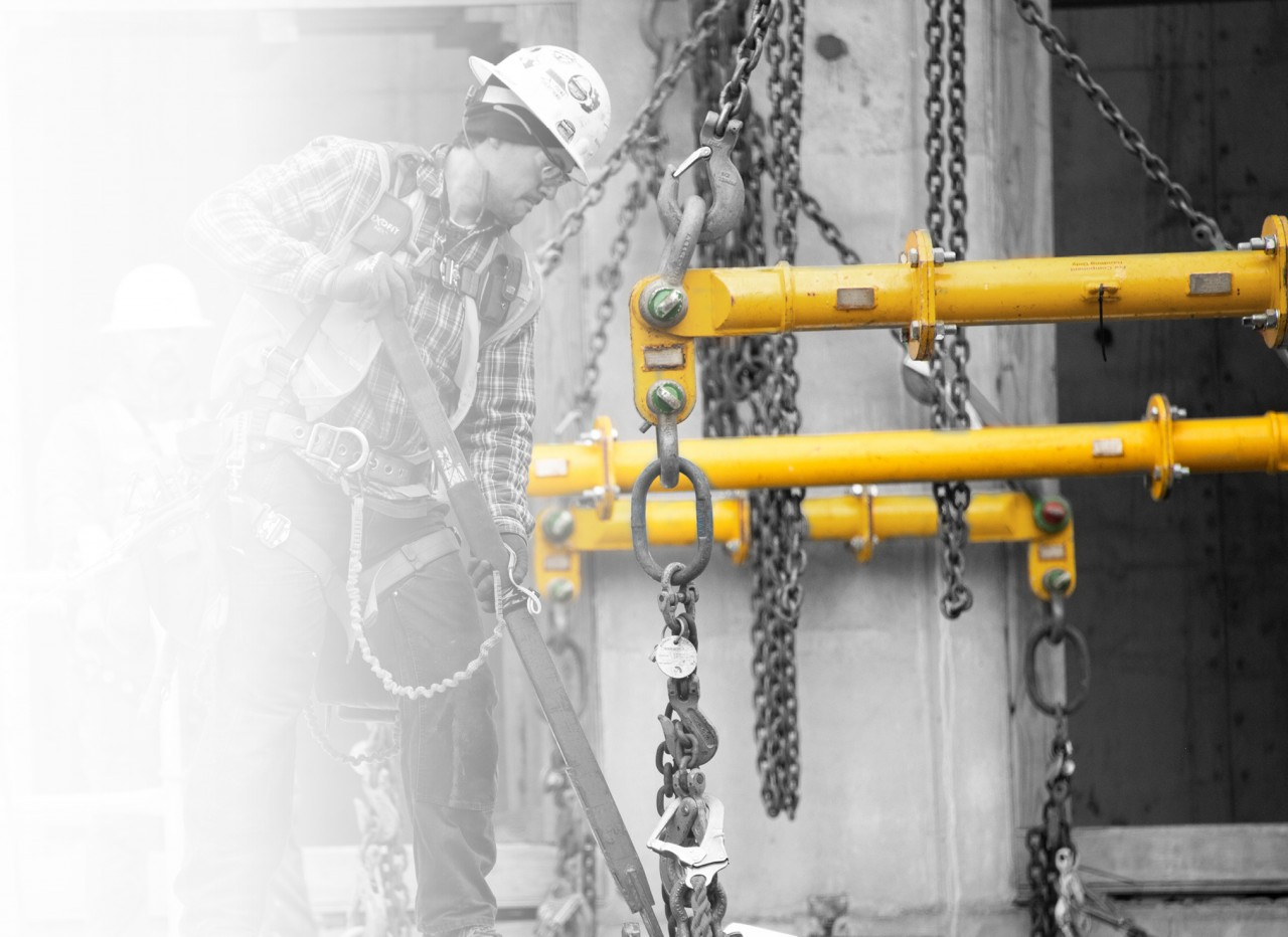 Modulift Modular Spreader Beams – the genuine article!