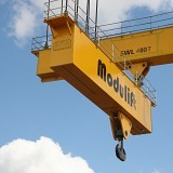 Modulift build the world's highest capacity single point lifting beam