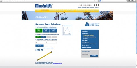 Modulift: Calculating Success!